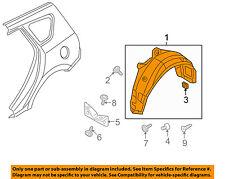 New Rear RH Side Inner Fender Splash Shield Fits 09-12 Hyundai Elantra HY1763100