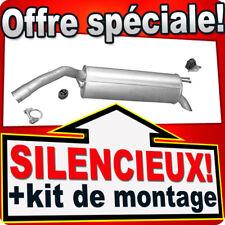 Silencieux Arriere FIAT BRAVO II 1.4 16V  1.6 1.9 MJTD DES 07 échappement NPY