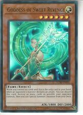 Yu-Gi-Oh: GODDESS OF SWEET REVENGE - LC06-EN001 - Ultra Rare Card - Limited Ed
