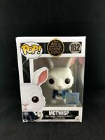 Disney Alice Though The Looking Glass Mctwisp Damaged Box Funko Pop Vinyl