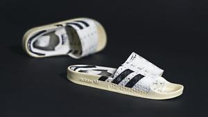 Adidas Adilette SUPERSTAR Spinta Sandali Pantofole Fermacapelli Acqua Beach Uomo
