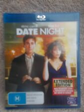 DATE NIGHT(EXTENDED EDITION STEVE CARELL TINA FREY DVD M R4 BLU RAY