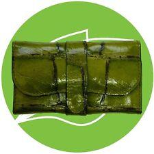 Homöopathische Taschenapotheke LEER für 28 Mittel grün PZN 08011902