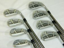 New RH Callaway Epic Iron set 4-AW UST Recoil F3 - Regular Graphite irons 4-P+AW