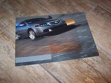 Prospectus / Brochure ACURA TSX 2004 //