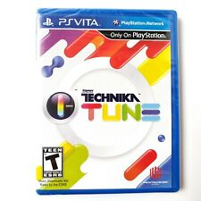 DJ Max Technika Tune (Sony PlayStation Vita, 2012) Brand New Factory Sealed