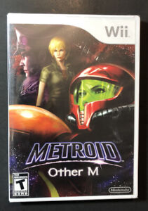 Metroid [ Other M ] (Wii) NEW