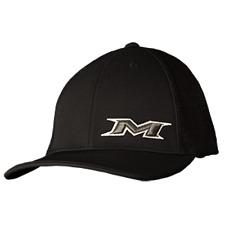 Miken Trucker Mesh Hat (Black) MTRUCK-BLK SM/MD (6 7/8- 7 3/8)