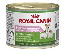 1 x Royal Canin Nass Starter Mousse für Hund Hundewelpen