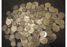 $1 Face Value - 90% Silver U.S. Coin Lot - 10 Roosevelt Dimes pre-1965