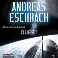 ANDREAS ESCHBACH - QUEST 6 CD NEU