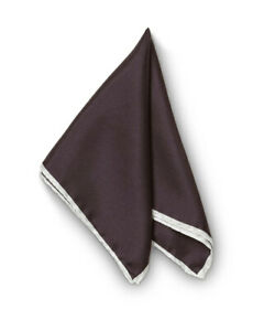 Tiger Of Sweden Mens 51973039 Luserna Pocket Square Brown