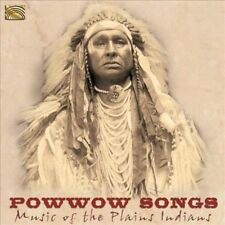Powwow Songs: Music of the Plains Indians by Los Angeles Northern Singers...