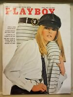 Playboy April 1967 * Very Good Condition * Free Shipping USA