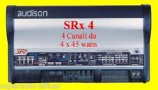 Audison SRx4 SRX 4 Amplificatore 4 canali 360 w nuovo