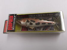 """Hard to Find Rapala Skitter Prop,SPR-7 F,Frog,2 3/4"""",Ireland Made"""