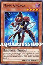 Yu-Gi-Oh! Mago Gagaga Italiano SP13-IT002 Magician Forte Carta Evocazioni XYZ