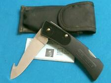 NM VINTAGE SCHRADE USA SP8 GUTHOOK LOCKBACK FOLDING HUNTER KNIFE KNIVES POCKET