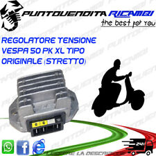 REGOLATORE TENSIONE VESPA 50 PK XL RUSH TIPO ORIGINALE (STRETTO)