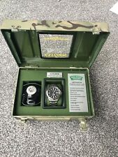 Citizen Eco Drive Royal Marines Commando Limited Edition Number 649 Of 1000 B&P