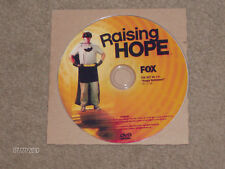 """Raising Hope""! RARE FOX DVD! 1 episode of TV Show! Emmy Preview DVD!!!!!!"
