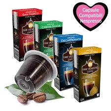 Capsule Cialde Compatibili Nespresso Caffe Tisana Camomilla Orzo Ginseng