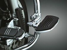 "Highway Crash Freeway Bar Engine Guard Adjustable Floor Boards 1-1/4"""