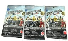 Mighty Minis Justice League Movie Series 2 Blind Bag DC Mattel Lot of 3 Sealed
