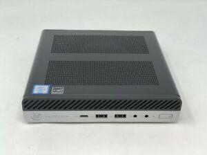HP EliteDesk 800 G3 ( Intel Core i7-7700 3.6GHz 256GB SSD) 16GB RAM