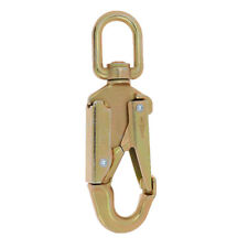 23Kn Rock Climbing Safety Eye Swivel Spring Snap Hook Fall Protection Gear