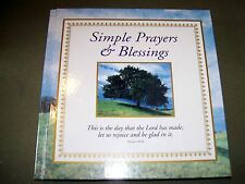 Simple Prayers and Blessings (1998, Hardcover)