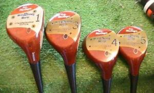 Rare Vitg Walt Disney World Commemorative LE 183/400 MacGregor Golf Club 1,3,4,5