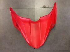 Genuine Ducati Monster 1200S pillion seat cowl cover red