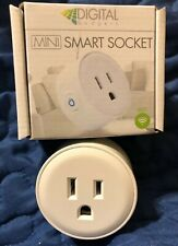 3 Digital Mini Smart Socket - New