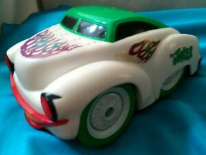 VTG CAR AMAZING JOKERS RUN/REBS/TALKS Shake 'N Go MATTEL, Batman's VILLAIN.