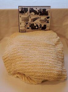 Paulato by Gaico Recliner Toscano Stretch Slipcover (Ivory color)