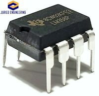1PCS LM358P LM358 Dual Industry-Standard Dual Operational Amplifier New IC DIP-8