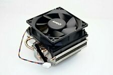 """Silent Cooler For CPU - 2.75"""" Fan Copper Base Heat Sink & 4 Pin Connector"""
