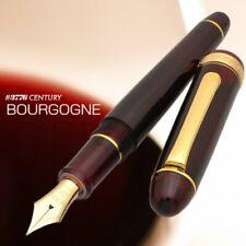 Platinum New #3776 CENTURY Fountain Pen Bourgogne Soft Fine Nib PNB-13000#71-0