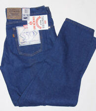 UNUSED W/TAGS 1992 LEVI'S 550 BLUE DENIM JEANS W/DEFECT! ORANGE TAB! USA 36X32!