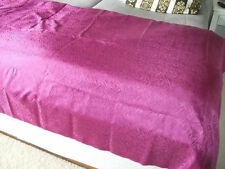 Modern Bed Runner in colored Designe Size 270 x 130 cm NEW