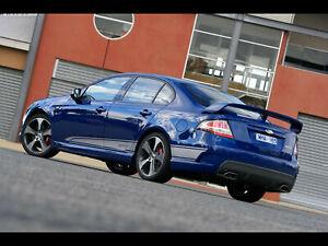 Genuine Ford,Fpv FG GT,GTP body stripes kit