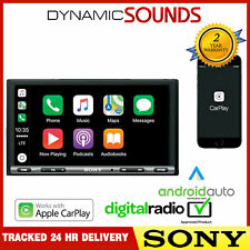 Sony XAV-AX3005DB (6.95 inch) Apple CarPlay Android Auto DAB Receiver
