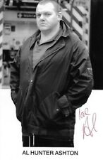 More details for al hunter ashton hand signed photo bred casualty londons burning bergerac holby