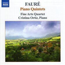 Fine Arts Quartet - Piano Quintets [New CD]
