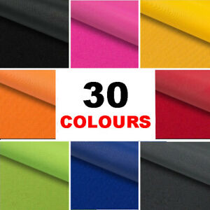 WATERPROOF Canvas Fabric Heavy Duty 20oz Thick Outdoor Cover Material 150cm Wide
