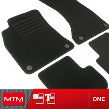Tappetini Audi A4 (B8) dal 01.2008-10.2015 set tappeti auto MTM One - Made in It