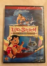 Lilo  Stitch (DVD, 2009, 2-Disc Set, Big Wave Edition)
