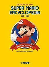 Super Mario Bros. Enzyklopädie - Die ersten 30 Jahr...   Buch   Zustand sehr gut