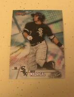 2018 Bowman's Best base card White Sox prospect NICK MADRIGAL Refractor